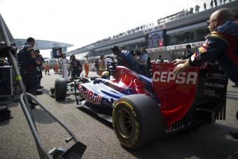 F1: Nem kapkodnak az új Red Bull-ifjonccal