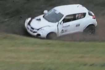 Az elátkozott Nissan Juke-R
