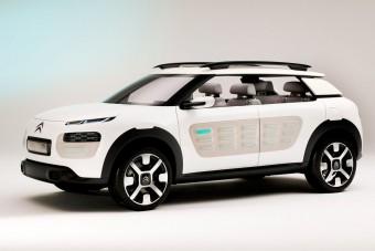 Citroën Cactus: kívül-belül levegő