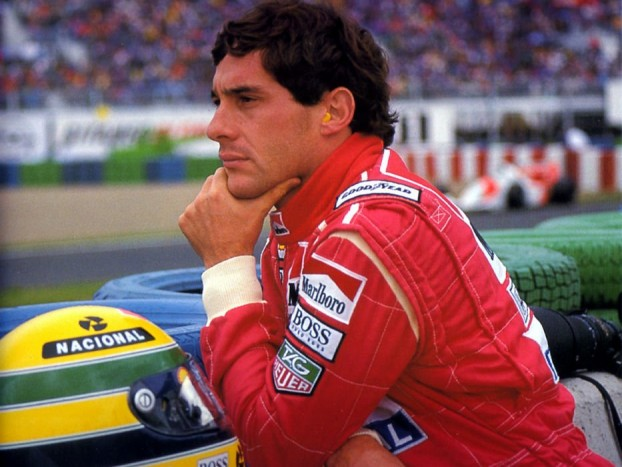 Ayrton Senna – 1988 (McLaren Honda MP4/4) – 1990 (McLaren Honda MP4/5B) – 1991 (McLaren Honda MP4/6)