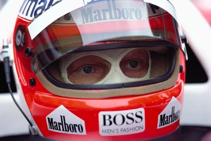 Niki Lauda – 1984 – McLaren TAG MP4/2