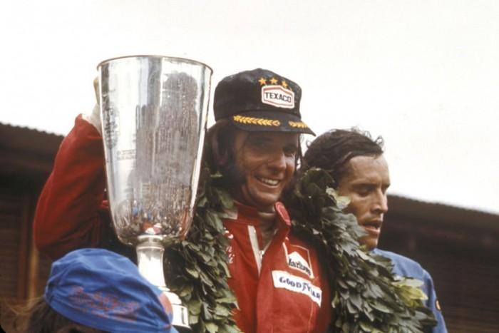 Emerson Fittipaldi – 1974 – McLaren Ford M23