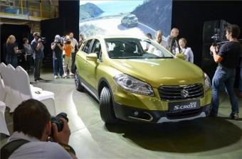 Már gyártják az új Suzuki SX4-est Esztergomban