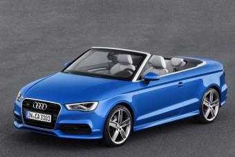 Megjött: Audi kabrió Győrből!