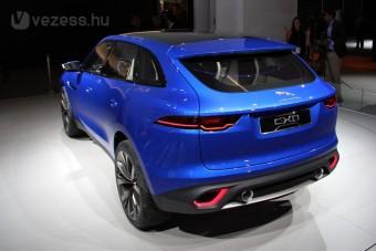 Szaúd-Arábiában épít gyárat a Jaguar