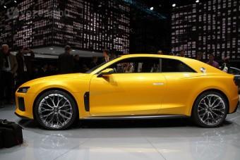 700 lóerővel támad fel a legendás Audi