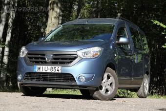 Komoly autó, komolytalan áron: Dacia Dokker