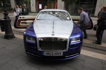 Rolls-Royce Wraith: a luxus szelleme