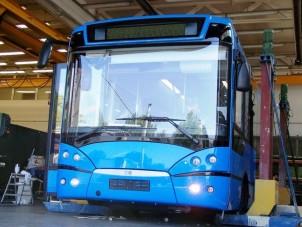 Midibuszokat vásárol a BKK