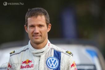 F1: Vettel autójába vágyik a ralisztár