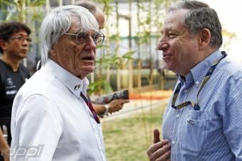Megszületett az F1 alkotmánya