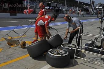 F1: A Pirelli nagyon unja már a fikázást