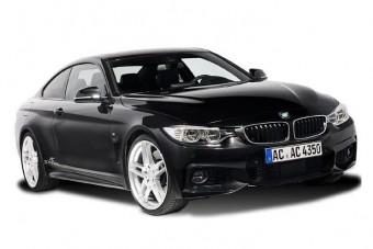 Belül finomodott az AC Schnitzer BMW 4-ese