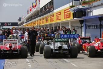 Tripla versenyhétvégékre készül a F1