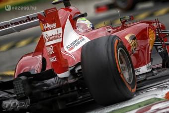 F1: Péntektől 2014-re tesztel a Ferrari