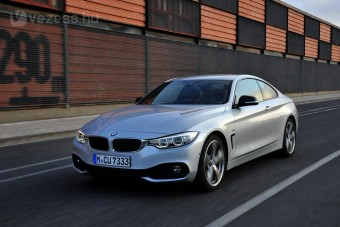 BMW 4-es - több mint a 3-as