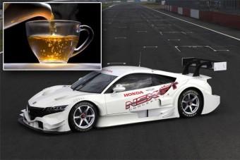 Amikor az autó főz teát