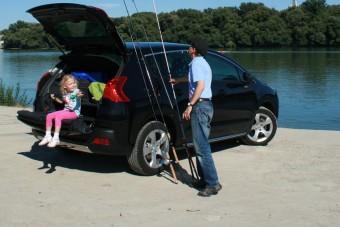 Milyen autóval érdemes horgászni?