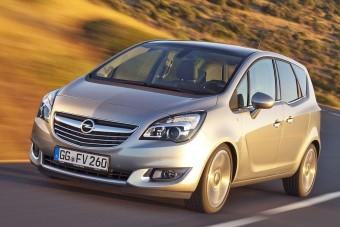 Megújul az Opel kis egyterűje