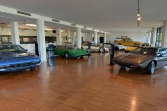 Google-lal bejárható a Lamborghini múzeum