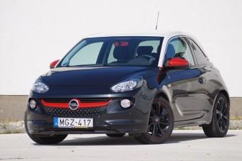 Opel Adam: városból kihajtani tilos!