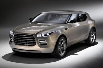 Szabad jelzést kapott az Aston Martin terepjárója