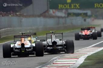 F1: Tervszerűen nyírják ki a kiscsapatokat?
