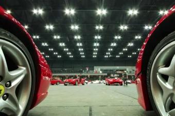 Ferrari-orgia Hongkongban