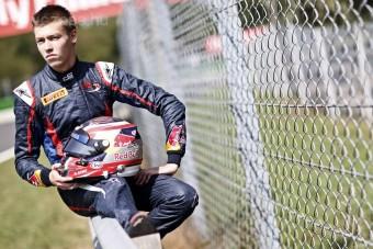 F1: Kvjat lesz az új Räikkönen?