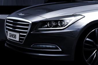Európába is jöhet az új luxus-Hyundai