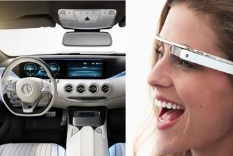 A Mercedes is okosszemüveget akar