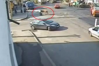 Felbőszült bika támadt a rendőrre