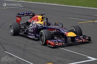 F1: Megint csalással vádolták a Red Bullt