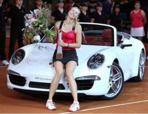 A teniszezők is szeretik a luxust