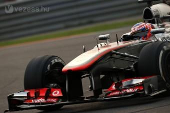 F1: Abu-Dzabiban bizonyíthat a McLaren