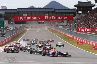 F1: 22 helyett 19 verseny jövőre