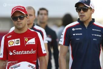 F1: Hivatalos, Massa a Williamshez szerződött