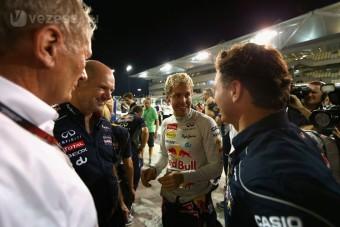 F1: Vettel megúszta szárazon