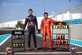 F1: Bajnok lett a Red Bull-ifjonc