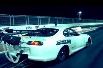 A világ leggyorsabb Toyotája