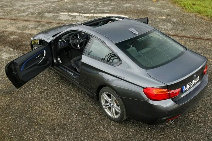 F33 néven a kabriót, F36 néven a 4-es Gran Coupét tisztelhetjük, mint a 4-es karosszériaváltozatait. És hamarosan lesz X4 is