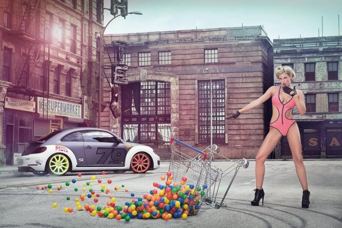 2014. április: Etyekwood, Volkswagen Beetle