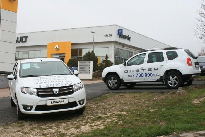 4. Dacia Duster, 1605 db. Hajszál híján harmadik lett a Duster, a magyar magánvásárlók kedvenc autója. Akik a saját pénzüket költik kocsira, azok a legnagyobb arányban a Dacia terepjáróját veszik