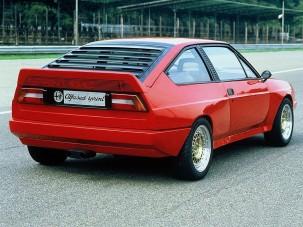 Az elefeledett Alfa sportkocsi