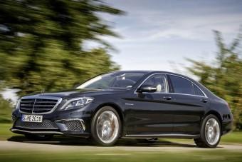 Mercedes felsőfokon: S 65 AMG
