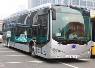 Amerikában erősítene a kínai buszgyártó