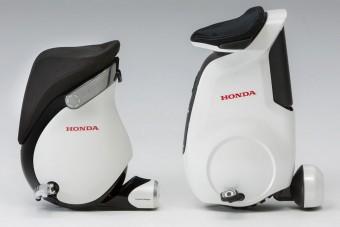 Egyszemélyes pingvin a Hondától