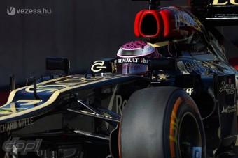 F1: Meglepetések a második edzésen