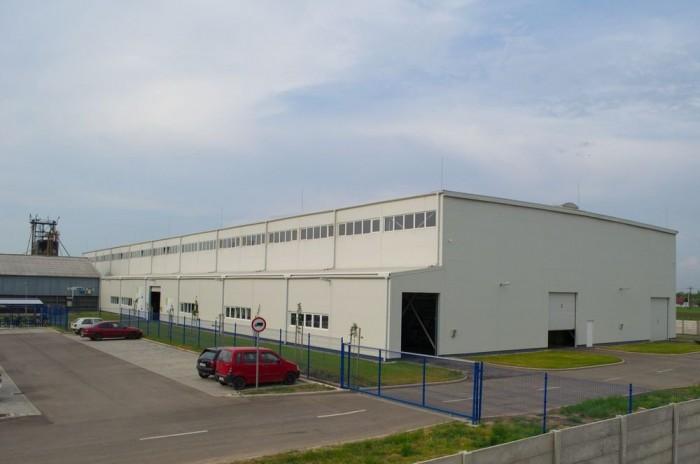 A Csaba Metál fennállásának legjelentősebb fejlesztésébe kezdett 2011. év végén. 2012 közepére elkészült egy 4100 m2-es öntödei gyártócsarnok