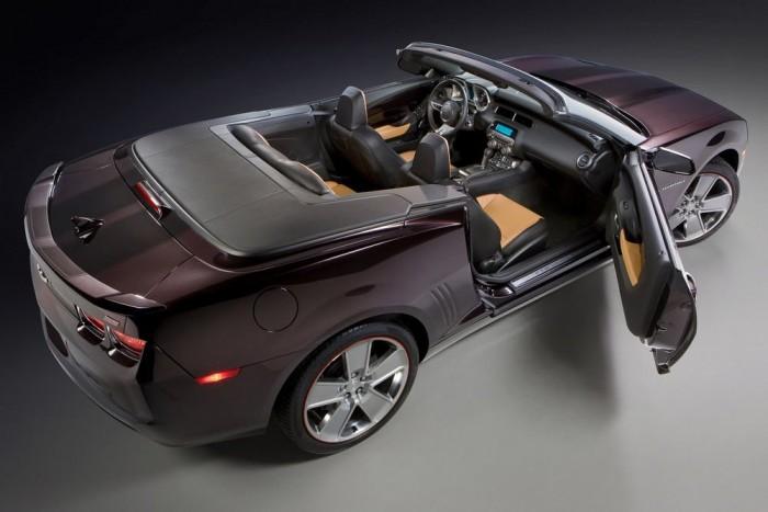 2010 - Chevrolet Camaro Convertible